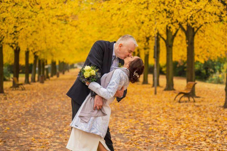 Herbsthochzeiten – Warme Farben und außergewöhnliches Ambiente