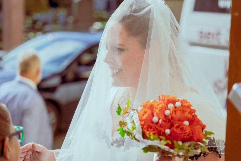 Hochzeitsvideo kirchliche Trauung in Hemsbach