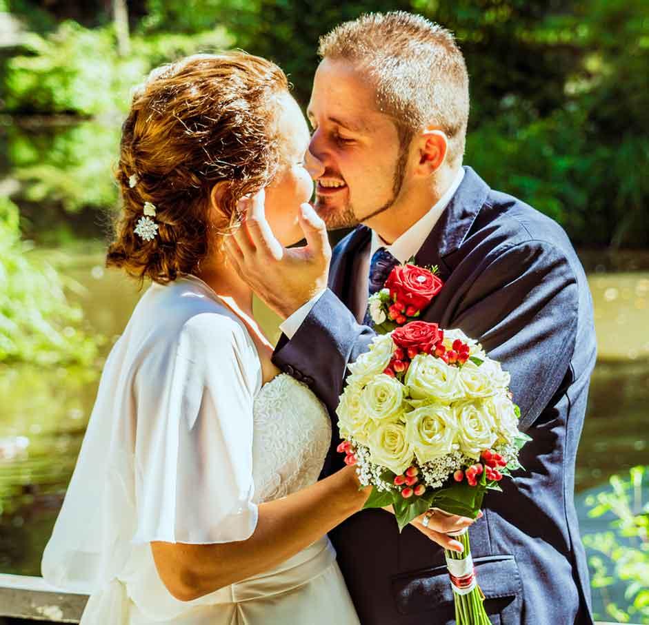 Hochzeitsfotograf für Sarah & Tobi
