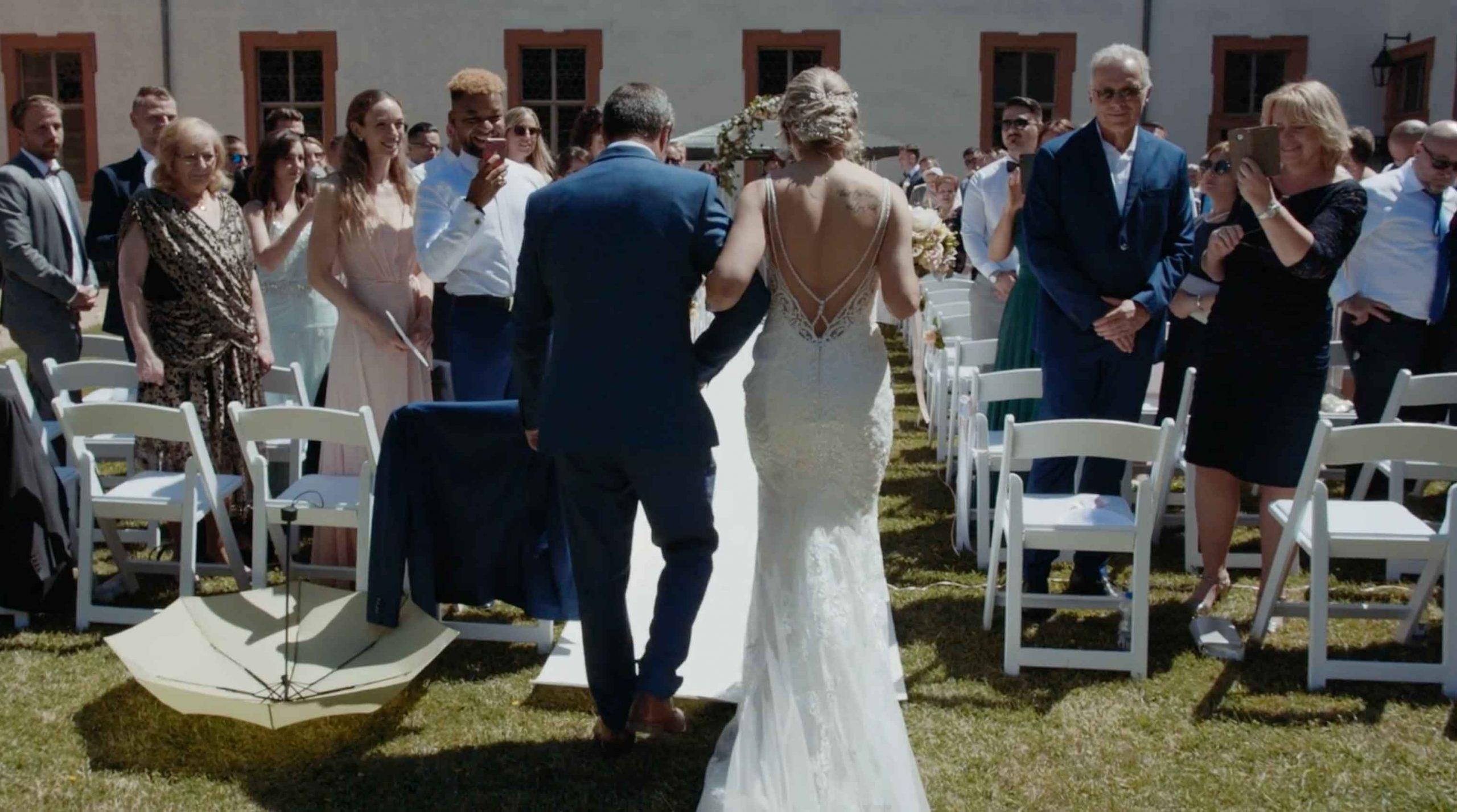 Hochzeitsvideo Sandra und Daniel
