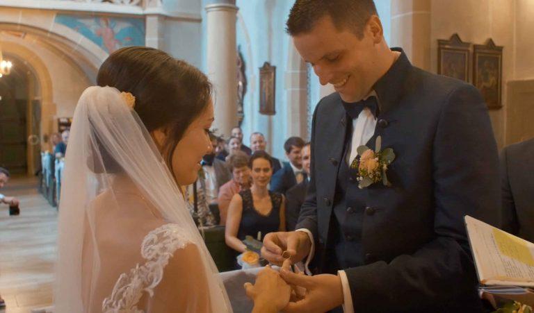 Hochzeitsvideo Christliche Hochzeitsdokumentation