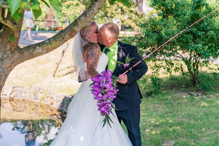Brautpaarshooting in Bad Salzungen